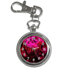 Abstract Bubble Background Key Chain Watches by Amaryn4rt