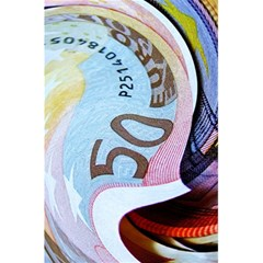 Abstract Currency Background 5 5  X 8 5  Notebooks by Amaryn4rt