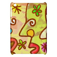Abstract Faces Abstract Spiral Apple Ipad Mini Hardshell Case by Amaryn4rt