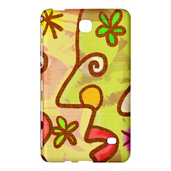 Abstract Faces Abstract Spiral Samsung Galaxy Tab 4 (7 ) Hardshell Case  by Amaryn4rt