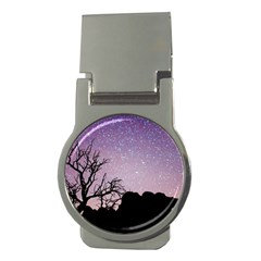 Arches National Park Night Money Clips (round)