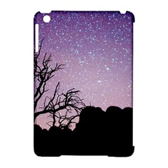 Arches National Park Night Apple Ipad Mini Hardshell Case (compatible With Smart Cover) by Amaryn4rt