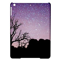 Arches National Park Night Ipad Air Hardshell Cases by Amaryn4rt