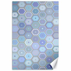 Bee Hive Background Canvas 20  X 30   by Amaryn4rt