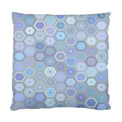 Bee Hive Background Standard Cushion Case (one Side)
