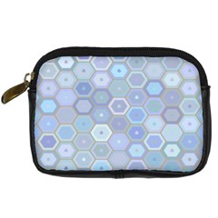 Bee Hive Background Digital Camera Cases by Amaryn4rt