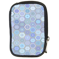 Bee Hive Background Compact Camera Cases by Amaryn4rt