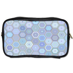 Bee Hive Background Toiletries Bags by Amaryn4rt