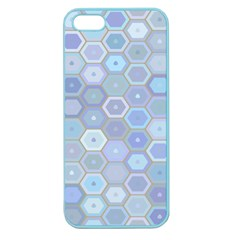 Bee Hive Background Apple Seamless Iphone 5 Case (color)