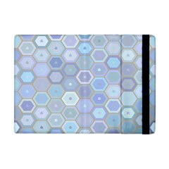 Bee Hive Background Apple Ipad Mini Flip Case by Amaryn4rt