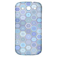 Bee Hive Background Samsung Galaxy S3 S Iii Classic Hardshell Back Case by Amaryn4rt