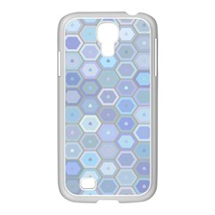 Bee Hive Background Samsung Galaxy S4 I9500/ I9505 Case (white)