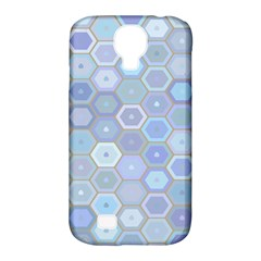 Bee Hive Background Samsung Galaxy S4 Classic Hardshell Case (pc+silicone) by Amaryn4rt