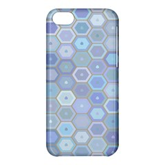 Bee Hive Background Apple Iphone 5c Hardshell Case by Amaryn4rt