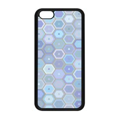 Bee Hive Background Apple Iphone 5c Seamless Case (black) by Amaryn4rt