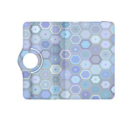Bee Hive Background Kindle Fire Hdx 8 9  Flip 360 Case by Amaryn4rt