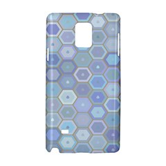 Bee Hive Background Samsung Galaxy Note 4 Hardshell Case by Amaryn4rt