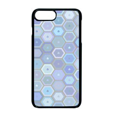 Bee Hive Background Apple iPhone 7 Plus Seamless Case (Black)