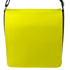 Yellow Color Flap Messenger Bag (s) by Jojostore