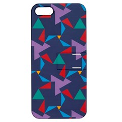 Areas Of Colour Square Relative Neutrality Apple Iphone 5 Hardshell Case With Stand by Jojostore