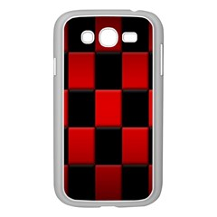 Board Red Black Samsung Galaxy Grand Duos I9082 Case (white) by Jojostore