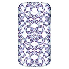Better Blue Flower Samsung Galaxy S3 S Iii Classic Hardshell Back Case by Jojostore