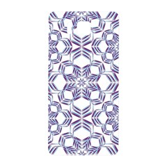 Better Blue Flower Samsung Galaxy Alpha Hardshell Back Case by Jojostore