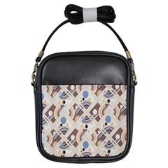 Brown Girls Sling Bags by Jojostore