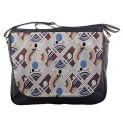 Brown Messenger Bags by Jojostore