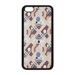 Brown Apple Iphone 5c Seamless Case (black) by Jojostore