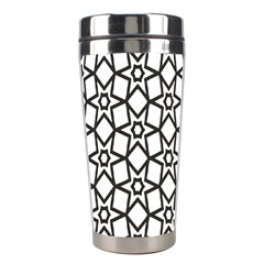 Coloring Squares Star Stainless Steel Travel Tumblers by Jojostore