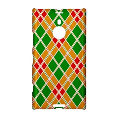 Chevron Wave Green Red Orange Line Nokia Lumia 1520 by Jojostore