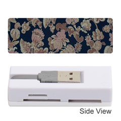 Fabrics Floral Memory Card Reader (stick)  by Jojostore