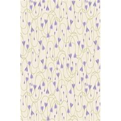 Flower Purple 5 5  X 8 5  Notebooks by Jojostore