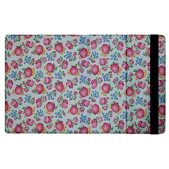 Fruit Flower Red Apple Ipad 2 Flip Case by Jojostore
