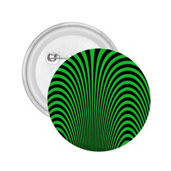 Green Optical Illusion 2 25  Buttons by Jojostore