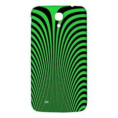 Green Optical Illusion Samsung Galaxy Mega I9200 Hardshell Back Case by Jojostore