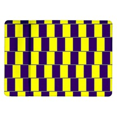 Preview Wallpaper Optical Illusion Stripes Lines Rectangle Samsung Galaxy Tab 10 1  P7500 Flip Case by Jojostore