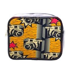 Photo Camera Mini Toiletries Bags by Jojostore