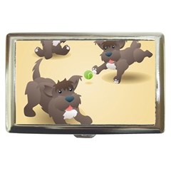 Puppy Dog Cigarette Money Cases by Jojostore