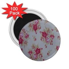 Rose 2 25  Magnets (100 Pack)  by Jojostore