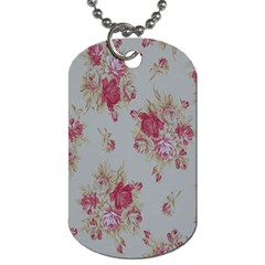 Rose Dog Tag (two Sides) by Jojostore