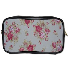 Rose Toiletries Bags 2 Side by Jojostore