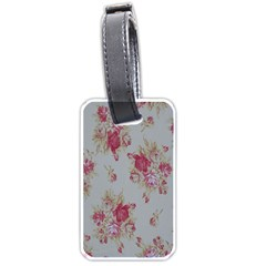 Rose Luggage Tags (one Side)  by Jojostore