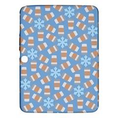 Snow Pillow Samsung Galaxy Tab 3 (10 1 ) P5200 Hardshell Case  by Jojostore