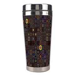 Preview Form Optical Illusion Rotation Stainless Steel Travel Tumblers