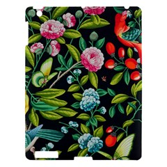 Tropical And Tropical Leaves Bird Apple Ipad 3/4 Hardshell Case by Jojostore