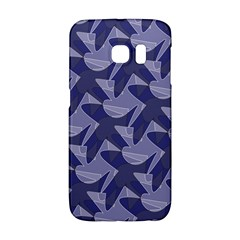 Incid Mono Geometric Shapes Project Blue Galaxy S6 Edge by Jojostore