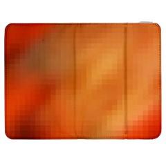 Bright Tech Background Samsung Galaxy Tab 7  P1000 Flip Case by Amaryn4rt