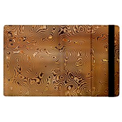 Circuit Board Apple Ipad 2 Flip Case by Amaryn4rt